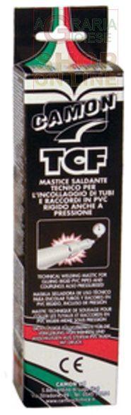 Camon mastice saldante per tubi e raccardo in pvc TCF https://www.chiaradecaria.it/it/prodotti-idraulici/3350-camon-mastice-saldante-per-tubi-e-raccardo-in-pvc-tcf-8007174852000.html