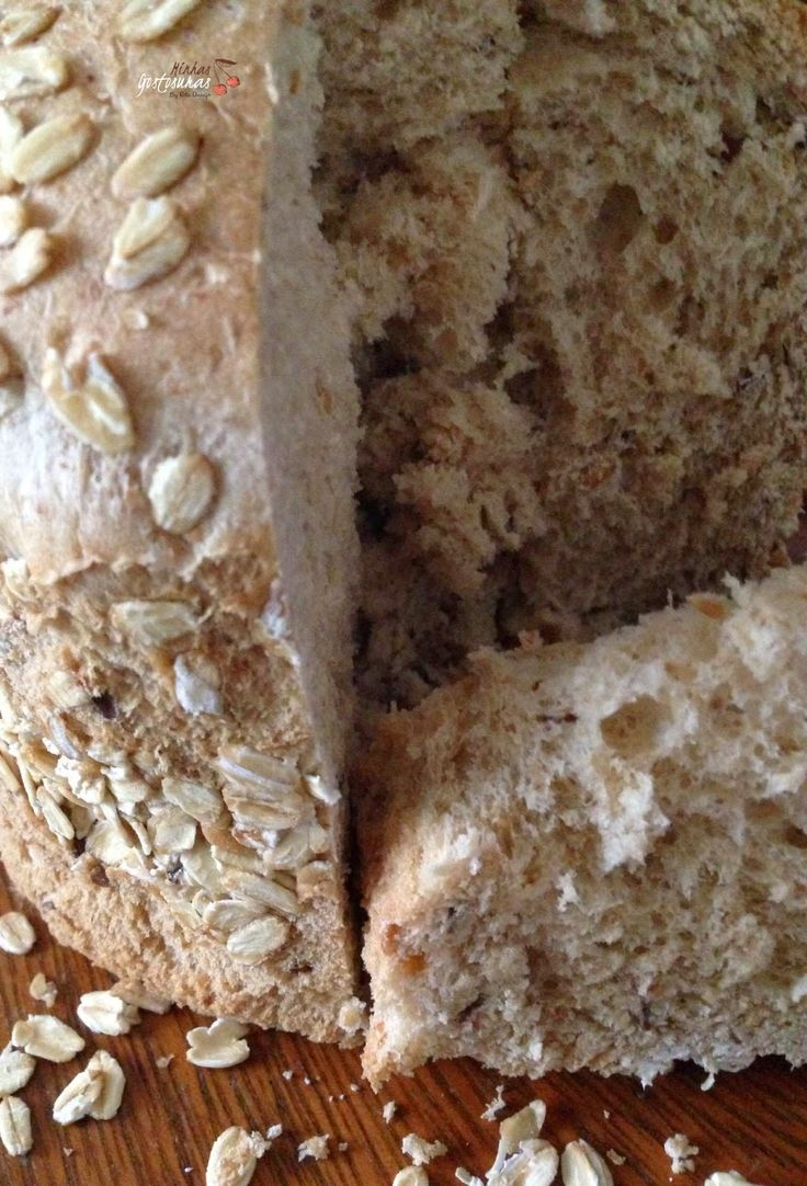 Minhas Gostosuras®: Pão integral multi grãos