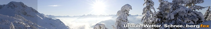 Mountain Weather - bergfex.com