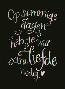 #extra #liefde #spreuken