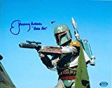#8: Boba Fett autographed 8x10 photo Star Wars Return of the Jedi Bounty Hunter signed by Jeremy Bulloch AW Certificate Hologram