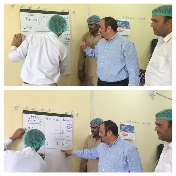 #FireSafetyRisk Assessment and Control  Level 2 Award Course At Star Food @ Hail, Kingdom of Saudi Arabia. http://BEMCON.co.uk/