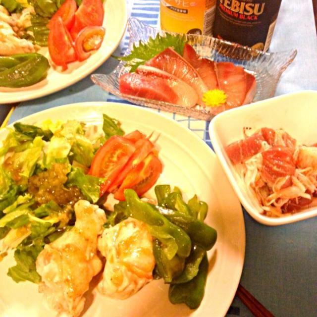 肉&魚♪高カロリー高タンパクなう! - 5件のもぐもぐ - 鶏肉のバジル風。ほか。 by yunanami