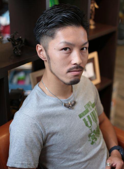 2014夏ツーブロック 【ガラスのくつ】 http://beautynavi.woman.excite.co.jp/salon/27249?pint ≪ #menshair #menshairstyle・メンズ・ヘアスタイル・髪形・髪型≫