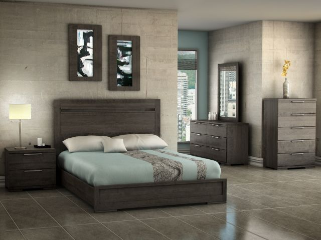 Ensemble de chambre a coucher ap industries for Chambre d industrie