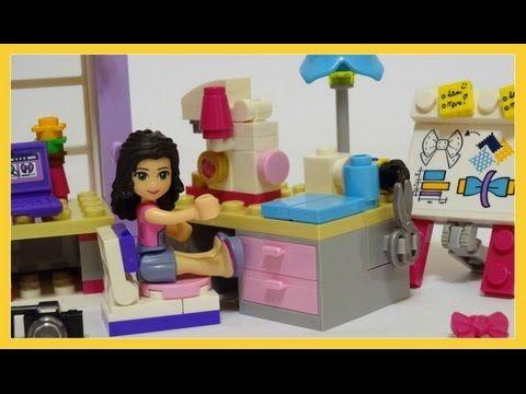 Лего Френдс 41115 Творческая мастерская Эммы LEGO FRIENDS - EMMA'S CREAT...