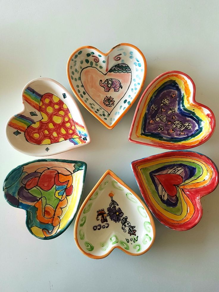 Painted at Paint & Create Ceramic Painting - Ceramic art studio in Meadowbank Auckland