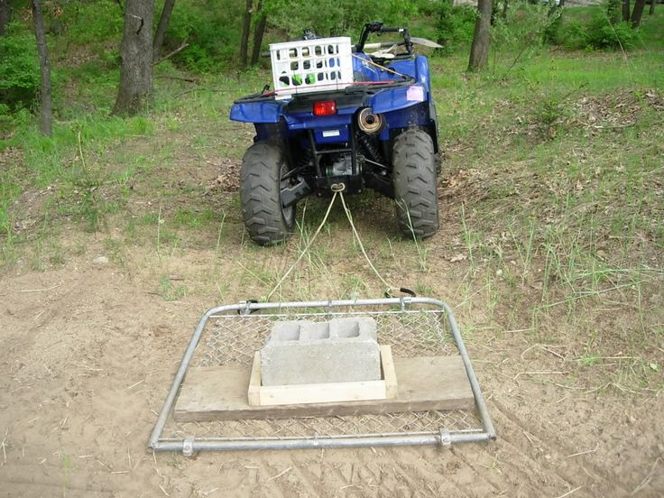 Atv Utv And Implement Setups What To Get Pics Of Yours