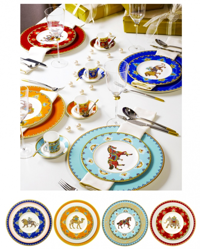 Need these Villeroy Boch plates!