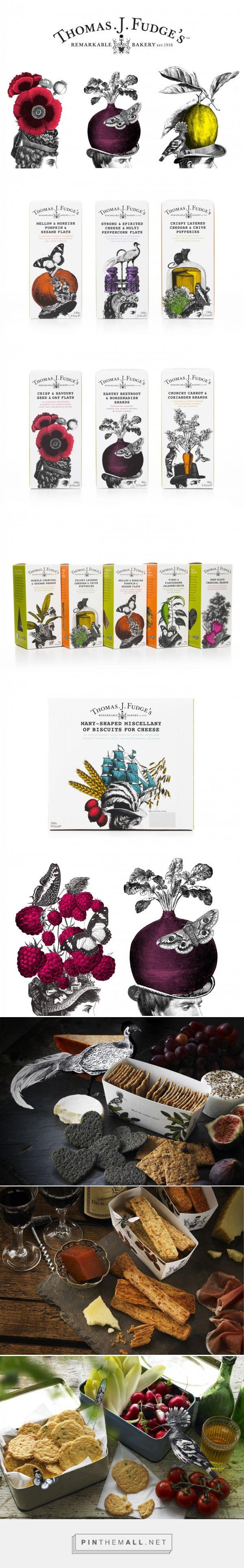 Thomas J Fudge's « big fish® – #branding #design #packaging