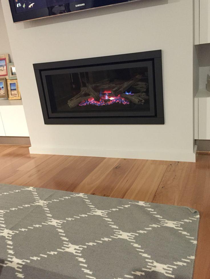 Fireplace regency gasfire