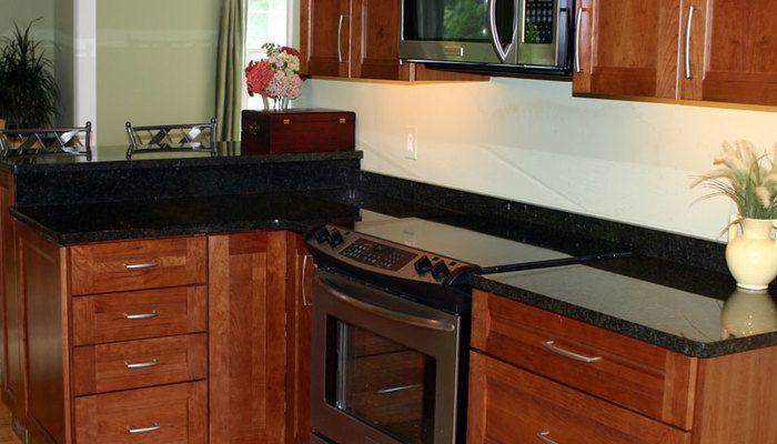 Kraftmaid Durham Cherry Cinnamon Kitchen Cabinets Quicuacom Kraftmaid Kitchens Kraftmaid Kitchen Cabinets Kitchen Cabinets