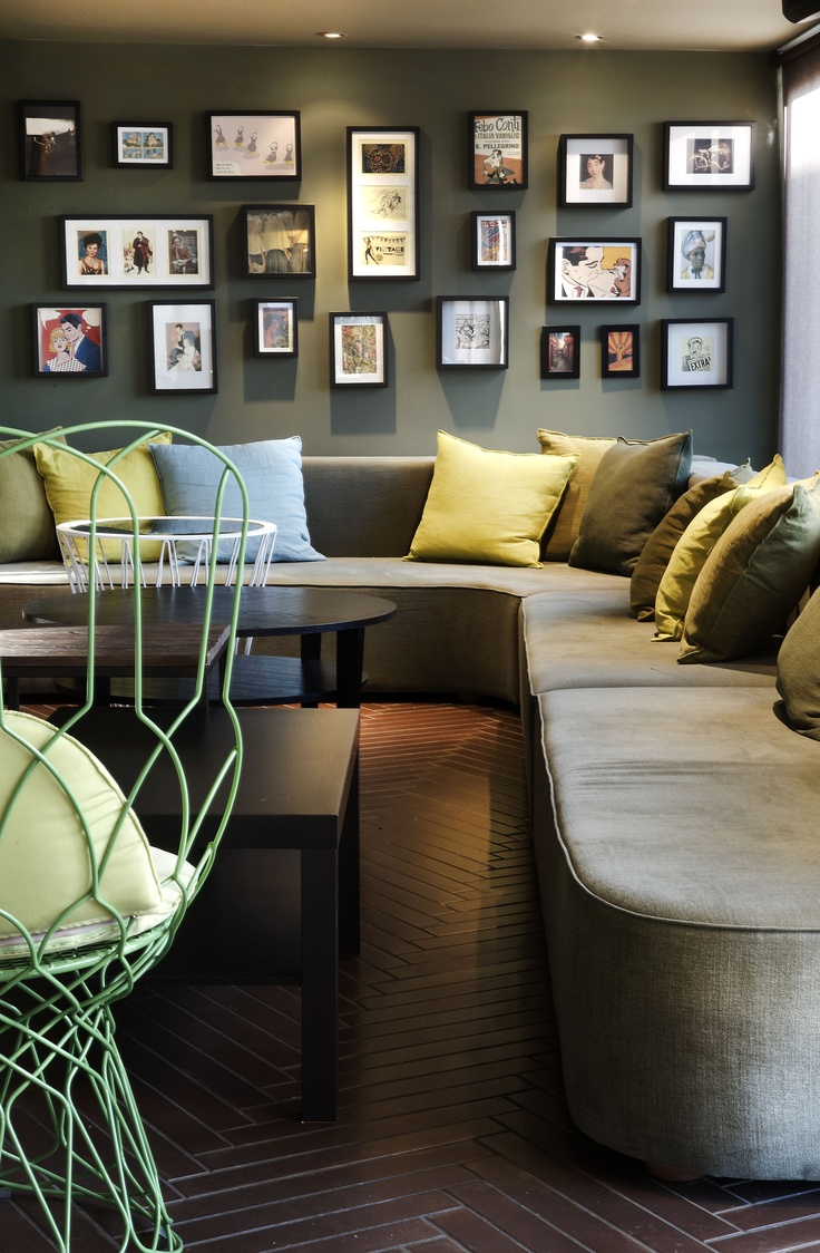 restaurant/lounge bar decoration