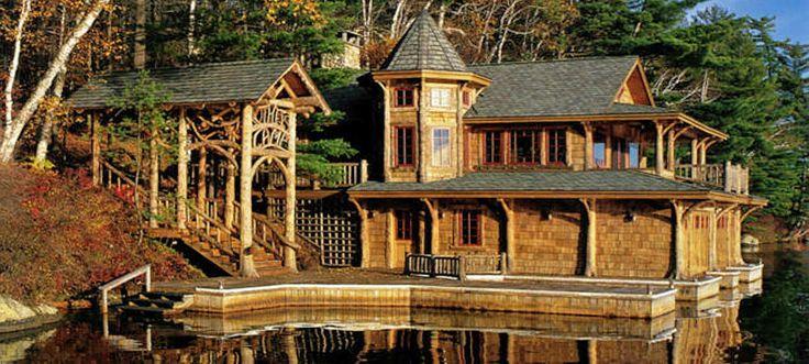дом у кромки леса - Поиск в Google