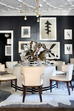 Holiday House 2014 - Dining Room - Atlanta - Beth Webb Interiors