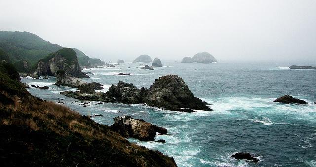 Océano, via Flickr.