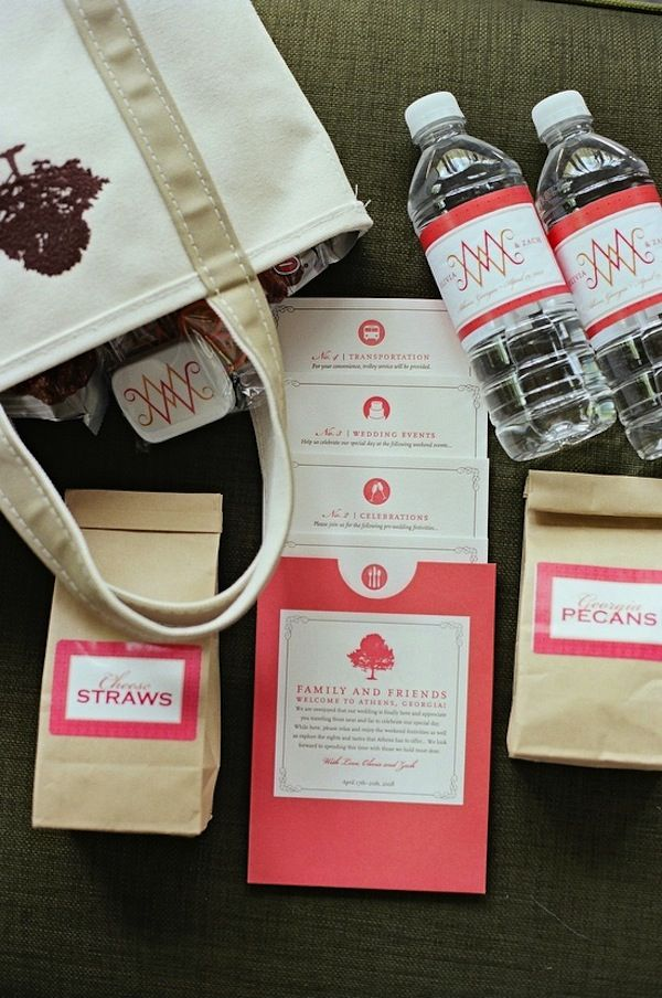 New Orleans Wedding Gift Bag Ideas : about Wedding Welcome Bags on Pinterest Welcome bags, New orleans ...