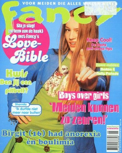 Fancy - 14 tijdschriften die we vroeger allemaal lazen - Nieuws - Lifestyle