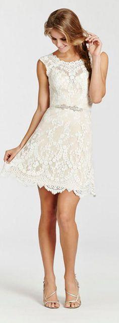 Beautiful, Boho Chic Ti Adora Wedding Dresses