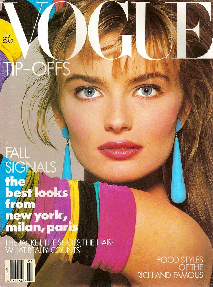 The High Fashion World of the 90s!... - MosaMuse - MosaMuse