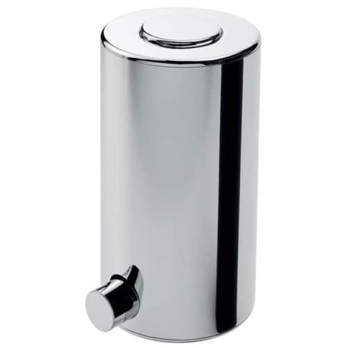 WS Bath Collections Hotellerie AV567A Hotellerie Wall Mounted Soap Dispenser (Brass)