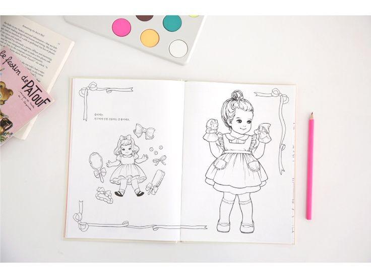 29 best Facelift images on Pinterest | Coloring books, Paper dolls ...