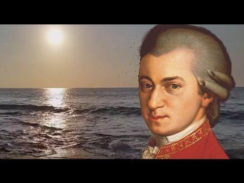 Лечебная музыка Моцарта под шум прибоя. Мощный Антистресс и Антидепрессант - YouTube