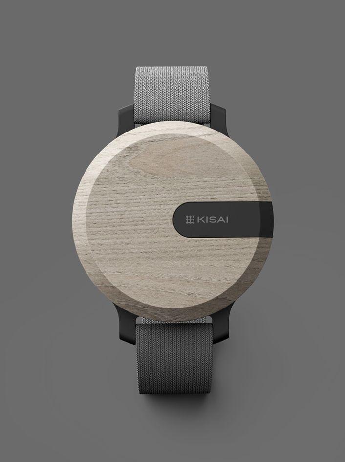 Discreet Minimal Watch With Natural Materials In 2020 Minimal Watch Watches For Men Minimalist Watch
