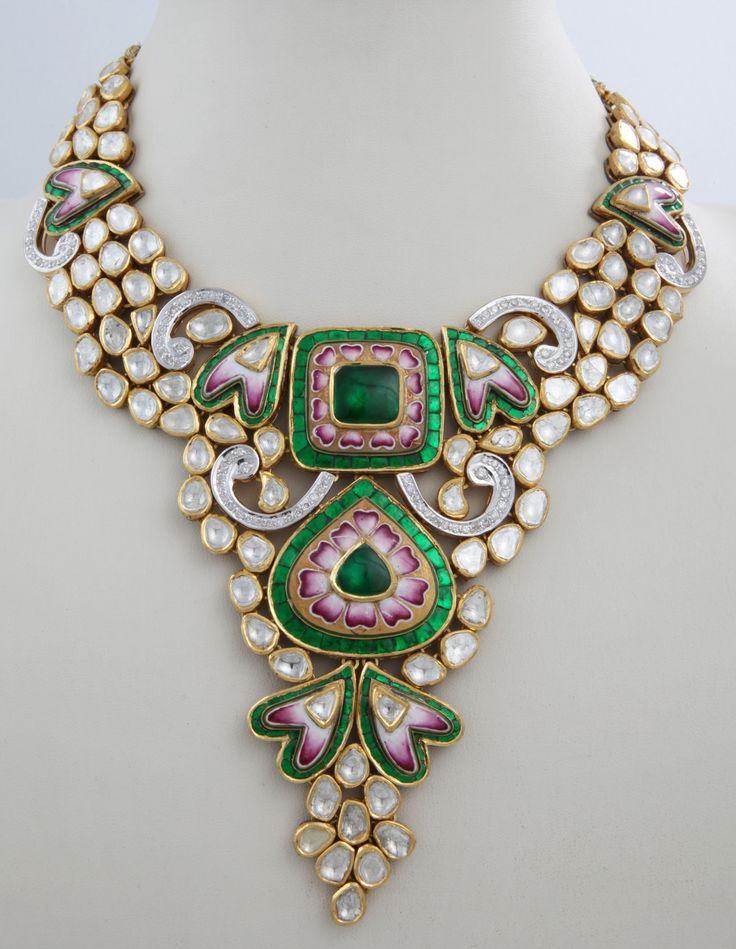 Jewels by Annu Chadha.