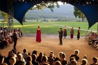 Shakespeare at Boscobel