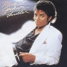 Michael Jackson. still have the vinyl  somewhere
