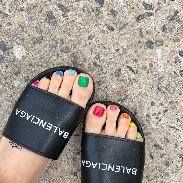 18 Nail Art Ideas That'll Make You Want To Use Every Nail Polish In Your Collection