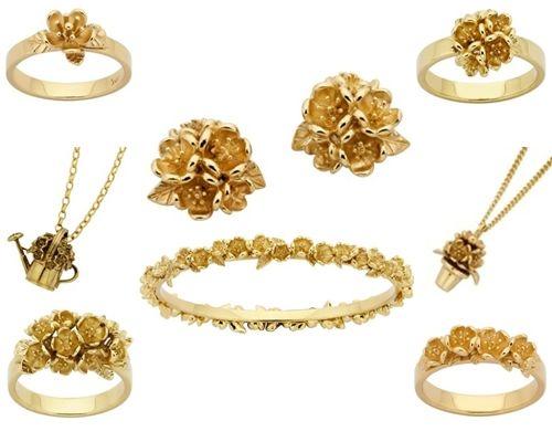 NEW Karen Walker Jewellery Botanical Range - FashioNZ