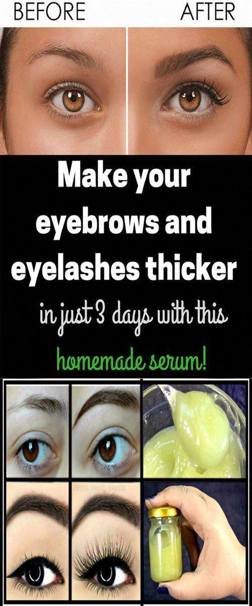 Eyebrow Regrowth   Find Your Eyebrow Shape   Easiest Way ...