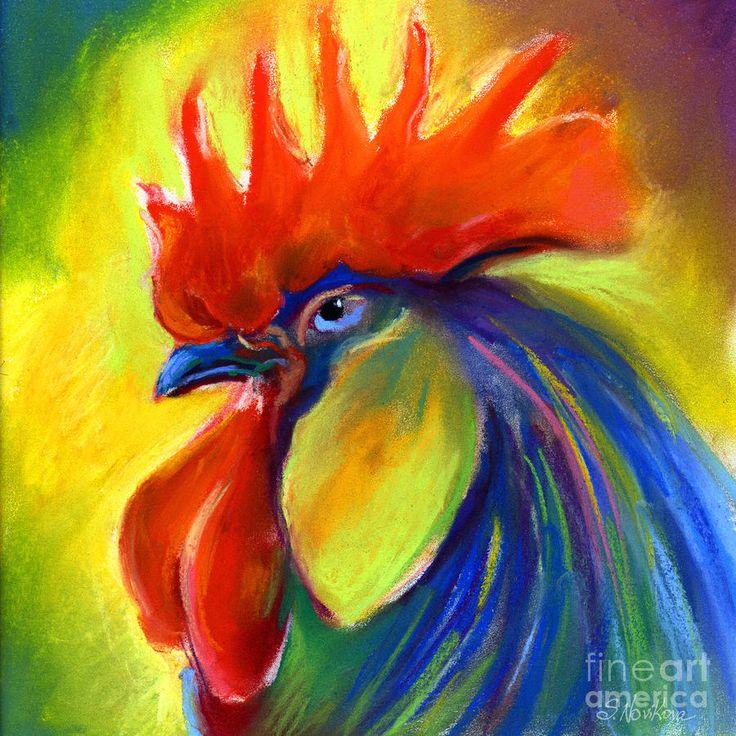 Google Image Result for http://images.fineartamerica.com/images-medium-large/rooster-painting-svetlana-novikova.jpg