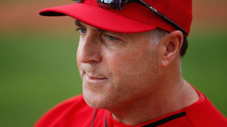 Las Grandes Ligas MLB: Bryan Price  Cincinnati Reds