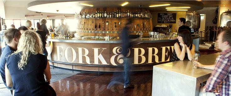 Fork & Brewer