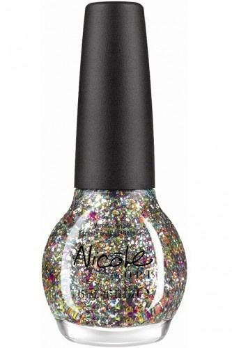 Bought this the other day and LOVE IT! after 2 coats its super sparkly and gorgeous, even my hubs loves it ;)