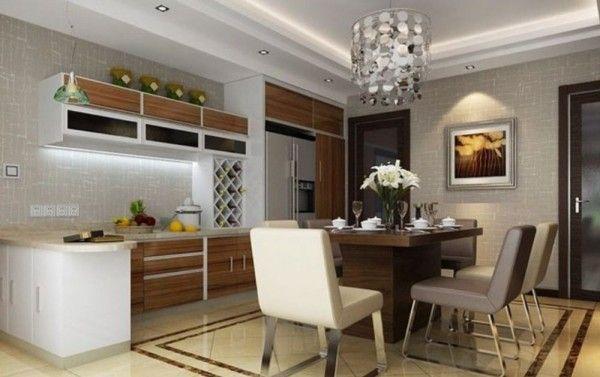 Mutfaklara özel asma tavan modelleri - Maxi Dekorasyon