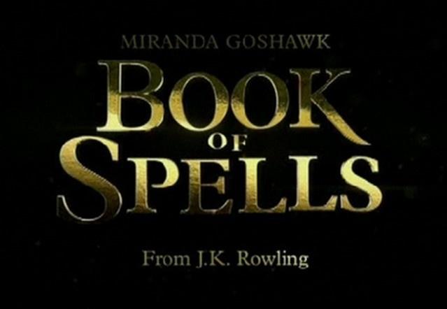Winder Book : Book of Spells - Le livre des sorts, par J.K. Rowling fait entrer la sorcellerie dans votre salon sur Playstation 3 (vidéos)