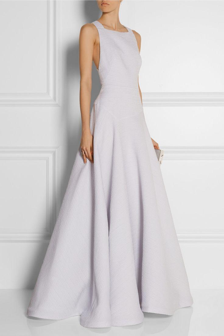 Jason Wu Silk-gauze gown NET-A-PORTER.COM