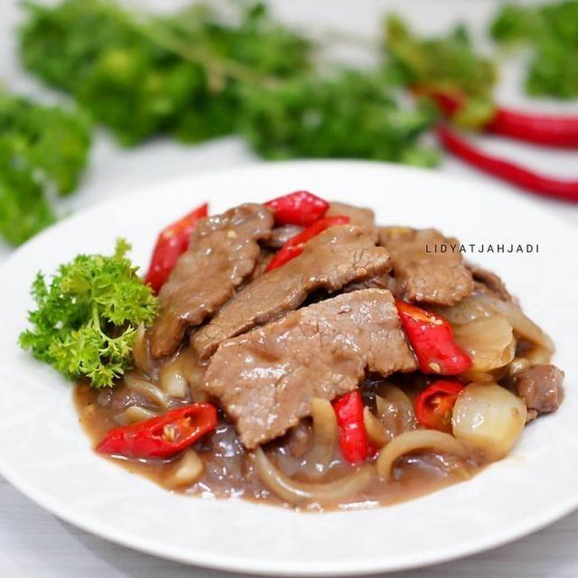 10 Resep Makanan Dengan Bumbu Saus Tiram Nikmat Dan Praktis Resep Makanan Resep Resep Masakan Asia