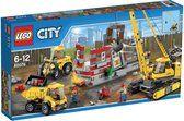 LEGO City Sloopterrein - 60076