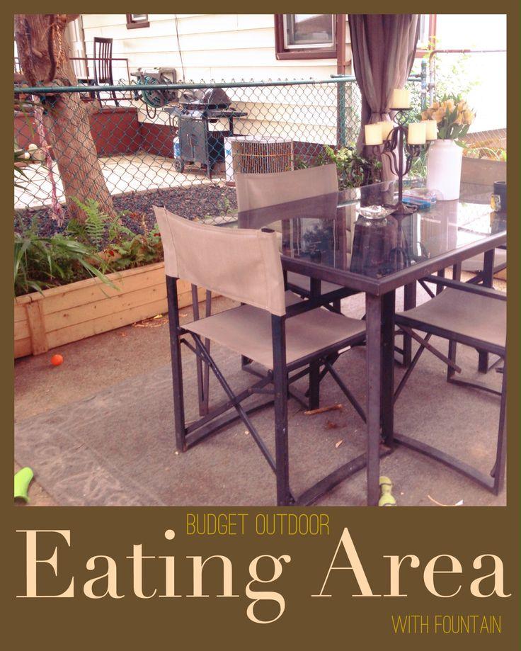 Best 25 Kitchen Eating Areas Ideas On Pinterest: Top 25 Ideas About Outdoor Eating Areas On Pinterest