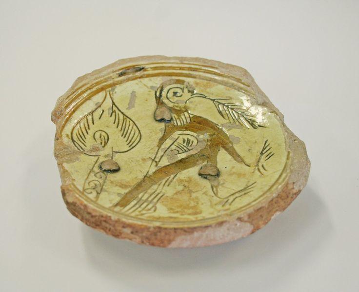 Culture: Byzantine Medium: Faience Dates: late 12th-13th century Dynasty: Byzantine Period: Medieval