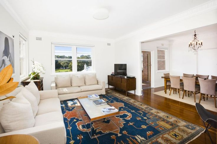 Recently sold Art Deco Apartment- 8/12 Wiston Gardens - Double Bay , NSW