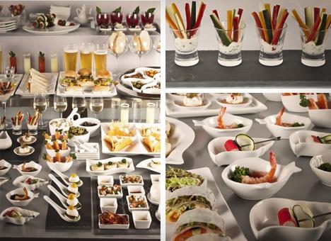 Tasting party: minibocados de todas las preparaciones, así tus invitados pueden probar de todo