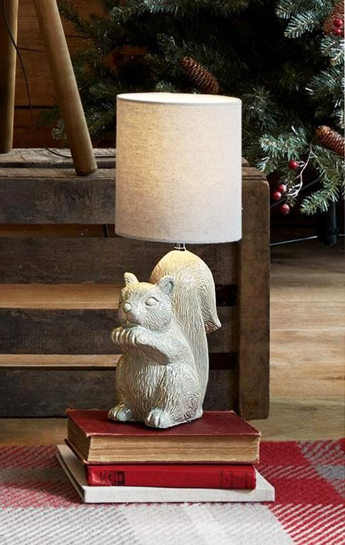 Cyril table lamp from Next
