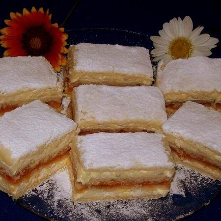 Mimóza szelet citromosan Recept képpel - Mindmegette.hu - Receptek