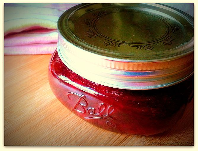 Bing Cherry Jam Recipe - Canned-Time – Sugar Free